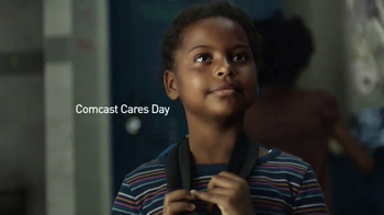 NBC Universal TV Spot, '2017 Comcast Cares Day'