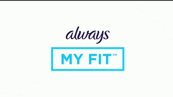 Always Ultra Thin TV Spot, 'Always My Fit: retratos' [Spanish] - Thumbnail 5
