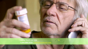 Loving Touch Care TV Spot, 'Important Call' - Thumbnail 4