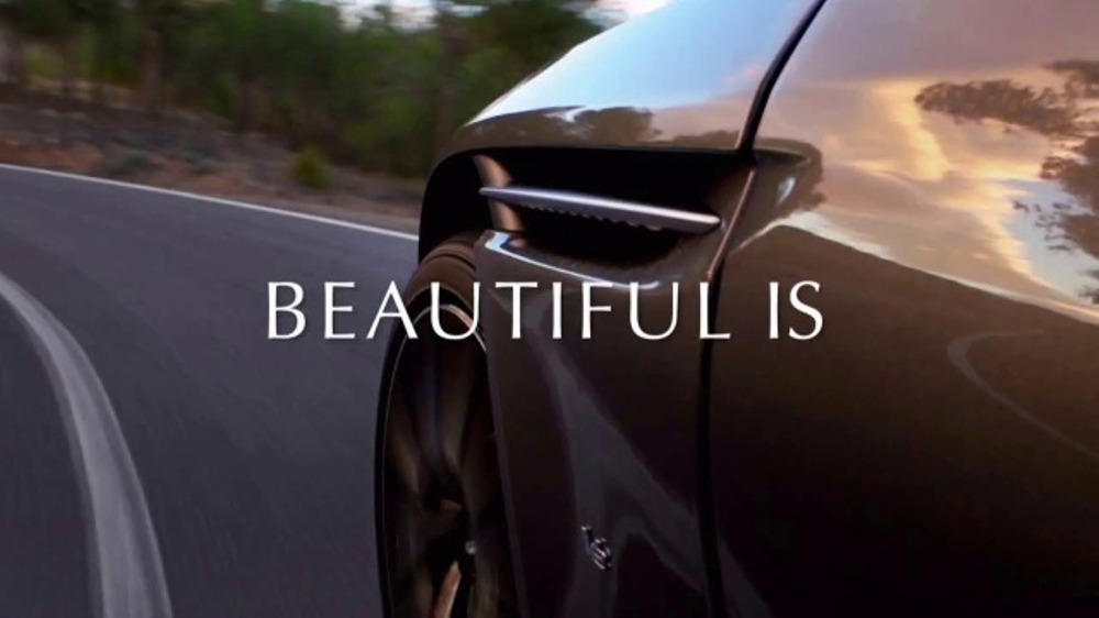 Aston Martin Db11 Tv Commercial Beautiful Is T1 Ispot Tv