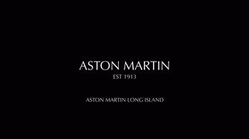 Aston Martin DB11 TV Spot, 'Beautiful Is' [T1] - Thumbnail 9