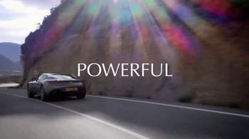 Aston Martin DB11 TV Spot, 'Beautiful Is' [T1] - Thumbnail 3