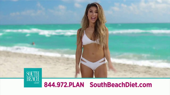 South Beach Diet TV Spot, 'Great Shape' Featuring Jessie James Decker - 390 commercial airings