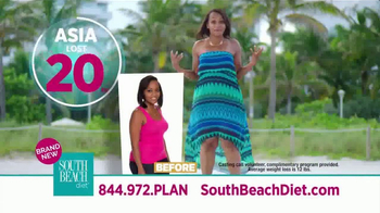 South Beach Diet TV Spot, 'Great Shape' Featuring Jessie James Decker - Thumbnail 3