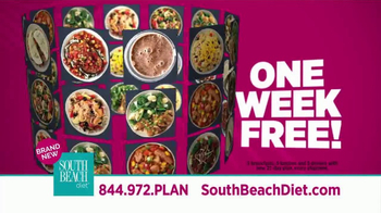 South Beach Diet TV Spot, 'Great Shape' Featuring Jessie James Decker - Thumbnail 6