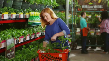 The Home Depot TV Spot, 'Herbs and Vegetables' - Thumbnail 5