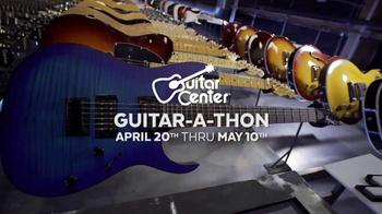Guitar Center Guitar-a-Thon TV Spot, 'Gibson and Martin Guitars' - Thumbnail 1