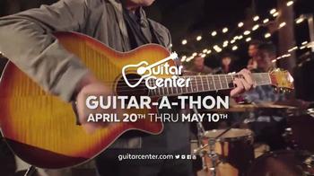 Guitar Center Guitar-a-Thon TV Spot, 'Gibson and Martin Guitars' - Thumbnail 8