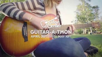 Guitar Center Guitar-a-Thon TV Spot, 'Gibson and Martin Guitars' - Thumbnail 4
