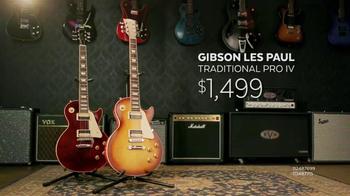 Guitar Center Guitar-a-Thon TV Spot, 'Gibson and Martin Guitars' - Thumbnail 5