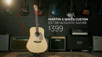 Guitar Center Guitar-a-Thon TV Spot, 'Gibson and Martin Guitars' - Thumbnail 7