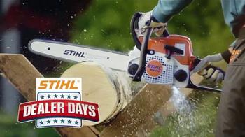 STIHL Dealer Days TV Spot, 'Constellation: Chain Saw' - Thumbnail 3