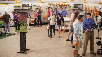 STIHL Dealer Days TV Spot, 'Constellation: Chain Saw' - Thumbnail 6