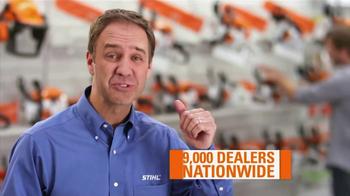 STIHL Dealer Days TV Spot, 'Constellation: Chain Saw' - Thumbnail 7
