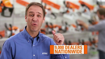 STIHL Dealer Days TV Spot, 'Pick Your Power' - Thumbnail 5