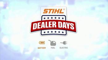 STIHL Dealer Days TV Spot, 'Pick Your Power' - Thumbnail 6