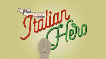 Subway Italian Hero TV Spot, 'The Taste of Italy' - Thumbnail 9