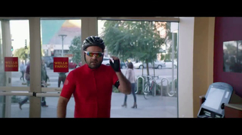 Wells Fargo App TV Spot, 'Bicyclist' - Thumbnail 1
