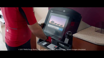 Wells Fargo App TV Spot, 'Bicyclist' - Thumbnail 7