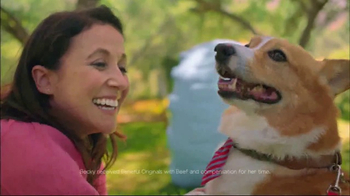 Purina Beneful Grain Free TV Spot, 'Becky and Einstein: Simply Made' - Thumbnail 1