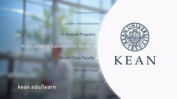 Kean University TV Spot, 'Creating Tomorrow's Jobs Today' - Thumbnail 8