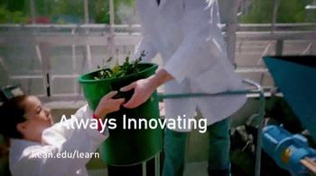 Kean University TV Spot, 'Creating Tomorrow's Jobs Today' - Thumbnail 2