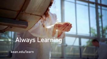 Kean University TV Spot, 'Creating Tomorrow's Jobs Today' - Thumbnail 5