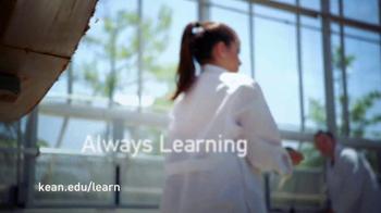 Kean University TV Spot, 'Creating Tomorrow's Jobs Today' - Thumbnail 6