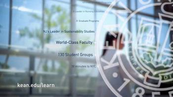 Kean University TV Spot, 'Creating Tomorrow's Jobs Today' - Thumbnail 7