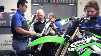 Motorcycle Mechanics Institute TV Spot, 'Train for Success Metric' - Thumbnail 6