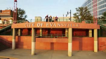 Visit Evansville, Indiana TV Spot, 'Hoosier Hospitality' - Thumbnail 1