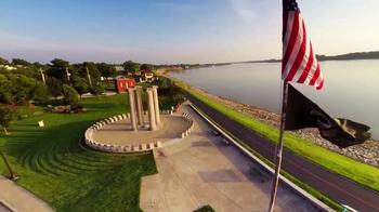 Visit Evansville, Indiana TV Spot, 'Hoosier Hospitality' - Thumbnail 8