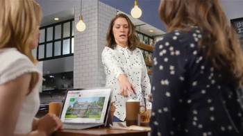 Realtor.com TV Spot, 'Cafe & the Not-Yous' Featuring Elizabeth Banks - Thumbnail 7