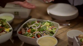 Panera Bread Salads TV Spot, 'So Much More Than Green' - Thumbnail 7