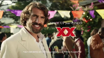 Dos Equis TV Spot, 'The Most Interesting Man Spices Things Up' - Thumbnail 8