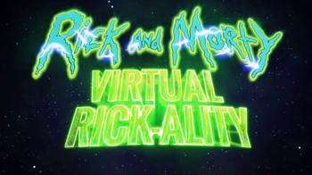 Rick and Morty: Virtual Rick-ality TV Spot, 'Living Room Teleportation' - Thumbnail 5