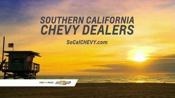 Chevrolet Bonus Tag Deals TV Spot, 'FOX 11: Fiesta Broadway' [T2] - Thumbnail 10