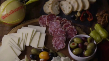 BelGioioso Sharp Provolone TV Spot, \'Beautiful and Joyful\'