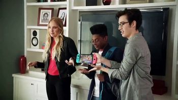 Nintendo Switch TV Spot, 'Disney XD: The Holmes Family' Ft. Veronica Dunne - 50 commercial airings