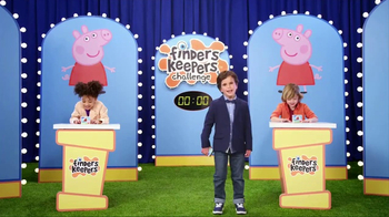Peppa Pig Finders Keepers TV Spot, 'How Long Can You Wait?' - Thumbnail 1