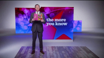 The More You Know TV Spot, 'Education' Featuring Willie Geist - Thumbnail 2