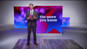 The More You Know TV Spot, 'Education' Featuring Willie Geist - Thumbnail 3