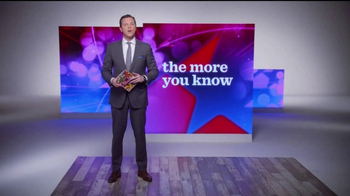 The More You Know TV Spot, 'Education' Featuring Willie Geist - Thumbnail 4