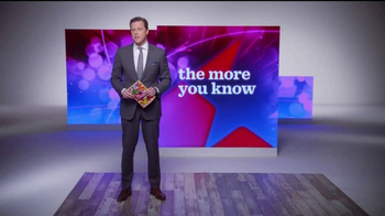 The More You Know TV Spot, 'Education' Featuring Willie Geist - Thumbnail 5