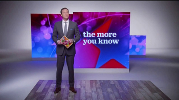 The More You Know TV Spot, 'Education' Featuring Willie Geist - Thumbnail 6