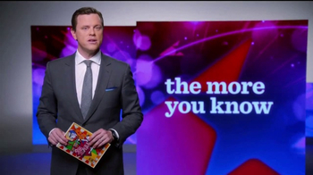 The More You Know TV Spot, 'Education' Featuring Willie Geist - Thumbnail 8