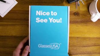 GlassesUSA.com TV Spot, 'You Need New Glasses: His' - Thumbnail 1