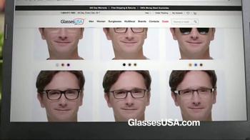 GlassesUSA.com TV Spot, 'You Need New Glasses: His' - Thumbnail 5
