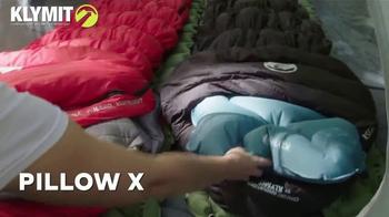 Klymit TV Spot, 'Outdoor Sleeping Comfort' - Thumbnail 4