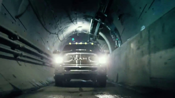 2017 Ram 1500 Big Horn Crew Cab TV Spot, 'Tunnel: Holds It Together' [T2] - Thumbnail 3